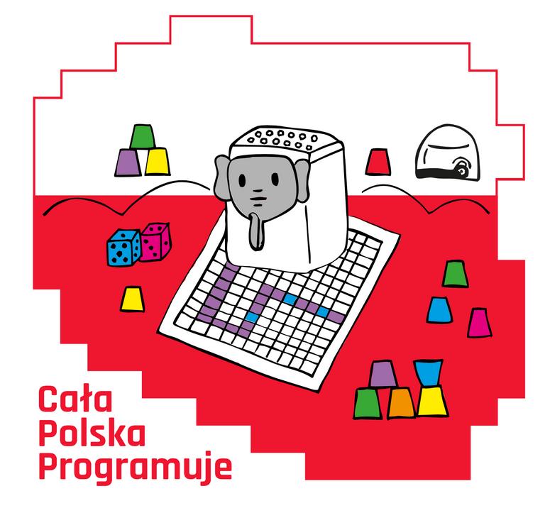Wydarzenie Cała Polska Programuje - w ramach programu Uczymy Dzieci Programować